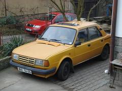Škoda 120 L (Skitmeister) Tags: auto classic car vintage automobile czech voiture oldtimer czechoslovakia skoda classique klassiker pkw машина klassieker czechoslovak авто škoda česko česká carspot skitmeister