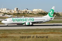 F-GZHE LMML 30-04-2015 (Burmarrad (Mark) Camenzuli Thank you for the 11.6) Tags: france cn aircraft airline boeing registration transavia 29678 7378k2 lmml fgzhe 30042015