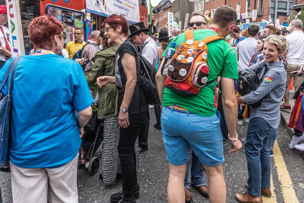 DUBLIN 2015 LGBTQ PRIDE PARADE [WERE YOU THERE] REF-106021