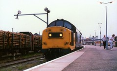 37153 Inverness May 89. (37260 - 6 million+ views, many thanks) Tags: may inverness 89 37153