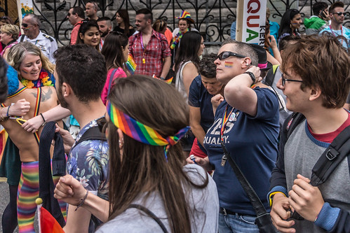 DUBLIN 2015 LGBTQ PRIDE PARADE [WERE YOU THERE] REF-105991