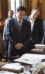 Espieira y Dong Wei en el CCK (Ministerio de Cultura de la Nacin) Tags: china delegacin recorrida espieira ministeriodeculturadelanacin centroculturalkirchner