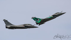 IMG_8469 (Ben Stanley Hall) Tags: show air airshow mirage fosa dassault spotter luxeuil rafale avgeek