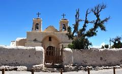 Iglesia de Chiu-Chiu, Provincia de El Loa (Fernando Mandujano Bustamante) Tags: iglesia chiuchiu iglesiadechiuchiu elloa provinciadeelloa