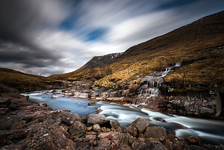 Glen Etive by Tony N.