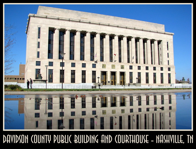 For Sale: TN Courthouse Postcard Collection: Davidson