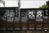 T32 and more... (Alex Ellison) Tags: urban its graffiti mood boobs tag railway gore graff aser omar 32 camdentown pbs trackside northwestlondon opd zamy dets flem t32 10foot temp32
