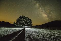 QUEDADA LAGUNA DE BEZAS (Juan J. Marqués) Tags: luz nocturnas sombras láctea