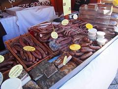 Local food at The market, Sopot!
