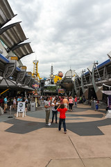Disney's - Magic Kingdom (myfrozenlife) Tags: trip travel vacation usa holiday america canon unitedstates florida disney disneyworld 7d waltdisneyworld magickingdom