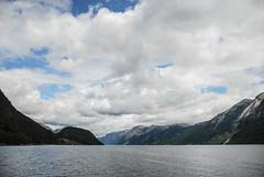 Lysefjord, Norway (Karol Majewski) Tags: cliff water norway landscape stavanger valley fjord scandinavia dolina woda rogaland lysefjord ryfylke krajobraz norwegia skandynawia