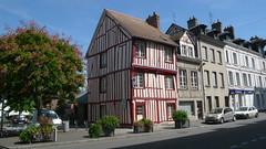 Louviers - Office du tourisme (jeanlouisallix) Tags: france architecture de cit normandie maison bois haute eure louviers pents drapire