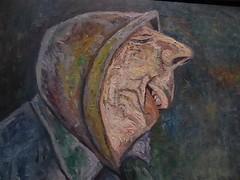 Malice and suspicion, Jopie Huisman museum, Workum (Alta alatis patent) Tags: workum art jopiehuisman painting malice