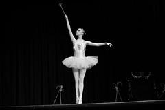 Sugar Plum (petespande) Tags: ballerina ballet bw nikond750 70300mm nutcracker blackandwhite