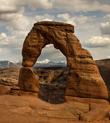 delicate arch (sankumar071989) Tags: arches national park delicate arch utah moab