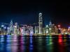 Victoria Harbor (bTru415816) Tags: hongkong china victoriaharbor skyline night travel asia skyscrapers architecture