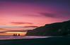 Vik Sunset (Marshall Ward) Tags: vik sunset dusk iceland beach seascape marshallward nikond810 afszoomnikkor2470mmf28ged landscape winter reynisdrangar 2017
