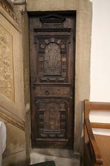 Benešov, kostel (11) (ladabar) Tags: 1576 renesance renesanční dveře