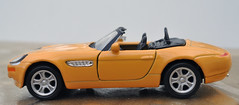 BMW Z8 - Welly Modellauto (borntobewild1946) Tags: z8 bmwz8 modellauto welly wellymodellauto madeinchina borntobewild1946 copyrightsbyberndloos
