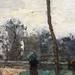 PISSARRO Camille,1870 - Diligence à Louveciennes (Orsay) - Detail 43