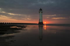 Perch Rock Lighthouse (David Chennell - DavidC.Photography) Tags: wirral merseyside newbrighton lighthouse perchrocklighthouse