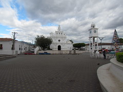Colonial Church of Metapán (by day)