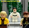 R.I.P. Carrie Fisher - May the Force be with you... (markus19840420) Tags: starwars leia princess rip lego moc