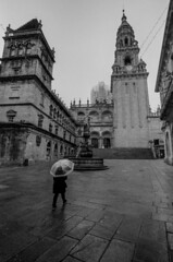 Compostela (trabancos) Tags: canon eos 1n ef 1740mm f4l usm kodak trix 100 d76 11 santiago compostela galicia film 35mm believeinfilm