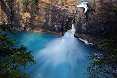 Natural Bridge (lfeng1014) Tags: naturalbridge yohonationalpark britishcolumbia canada canadianrockies canon5dmarkiii ef1635mmf28liiusm longexposure lifeng travel waterfall