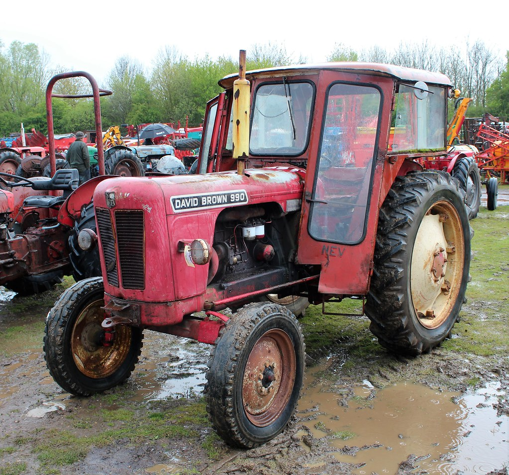Case 990 Farm Tractors Parts : The world s best photos of implematic flickr hive mind