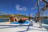 Sundeck - Boat Mikado (Kornati Excursions) Tags: kornatiexcursions kornati npkornati izletinakornate mikado zadar wwwmikadotourscom tours national park boattrip boat water summer sundeck lojena beach levrnaka