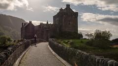 Sco-87 (tom-ak) Tags: scotland royaumeuni gb eilean donan castle uk
