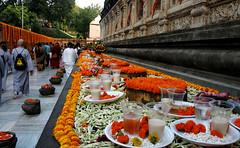 "PB140683-a (photozaki) Tags: india ""sujata kuti"" ""mahabohi temple"" ""mahabodhi mahavihara temple ""buddhist buddha buddhism ""bodhi tree"" bodhgaya gaya buddhist monk monks ashoka enlightenment ""vajrasan diamond throne"""