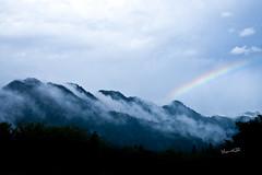 山巒上的彩虹 (lgf55555(基福)) Tags: 山巒 彩虹