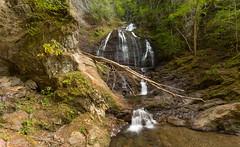Drop at Moss Glen Falls (Ken Krach Photography) Tags: vermont waterfall