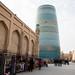 Minarete Kalta Minor que não foi terminado