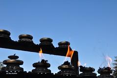 Diyo (Bina Bantawa) Tags: photography flame bright oillamp light