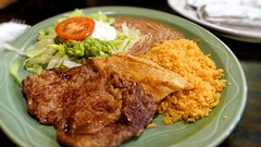 Los Magueyes, Santa Fé, NM (Isa T_B.) Tags: usa newmexico santafé restaurant food foodie mexicanfood losmagueyes burrosalley