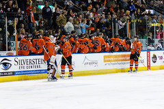 "Missouri Mavericks vs. Wichita Thunder, February 3, 2017, Silverstein Eye Centers Arena, Independence, Missouri.  Photo: John Howe / Howe Creative Photography • <a style=""font-size:0.8em;"" href=""http://www.flickr.com/photos/134016632@N02/32561328752/"" target=""_blank"">View on Flickr</a>"