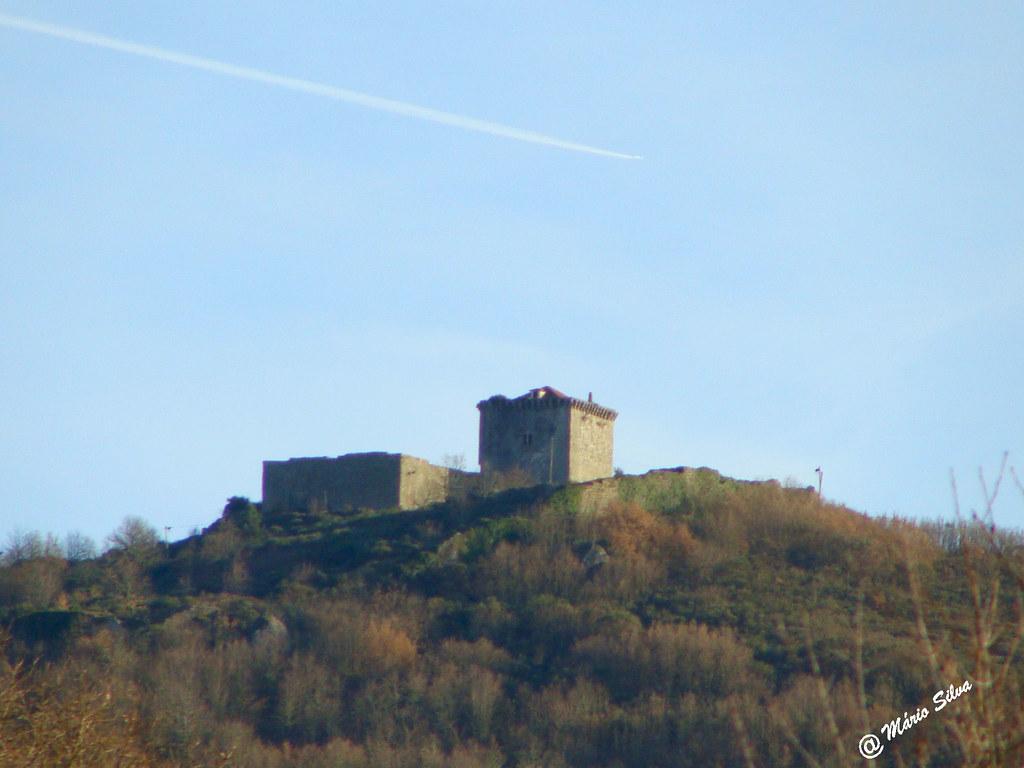 Águas Frias (Chaves) - ...Castelo de Monforte de Rio Livre ...