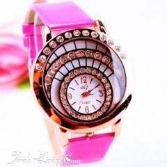 ساعات فاخرة مرصعة بالكريستال اللامع (Arab.Lady) Tags: ساعات فاخرة مرصعة بالكريستال اللامع