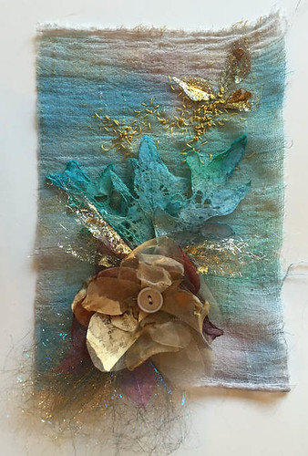 Creating with Fusible Fragile Fabrics & Threads