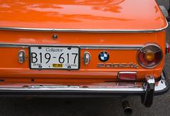 BMW 2002 tii (jeff's pixels) Tags: car german bmw autos meet issaquah bimmers
