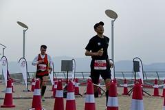 日本及南非的跑手