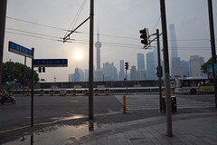 Pudong (Stephan Alberola) Tags: china shanghai worldfinancialcenter swfc