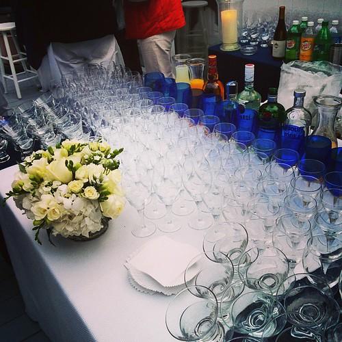 #Hamptons #openbar #letsgetthispartystarted #bluesteel