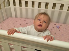 First Crib Stand