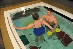 Aquatic Shoulder Exercise (SwimEx International) Tags: therapy aquatic hydrotherapy athletictraining rehabilitation physicaltherapy sportsmedicine aquatherapy fiberglasspool watertherapy therapypool aquatictherapy exercisepool fiberglasspools swimex waterexercises