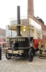 1902 Thornycroft steambus (martin 65) Tags: road bus public buses vintage transport steam lancashire birkenhead vehicle preserved merseyside arriva