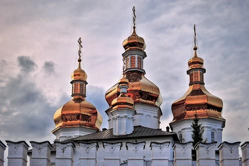 Свято-Троицкий мужской монастырь, XVII в. Тюмень